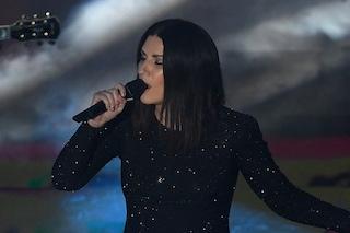 Laura Pausini dà l'ultimo saluto a Orlando Ghini, ingegnere del suono di alcuni suoi tour