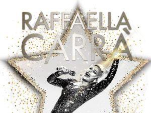 """La copertina di """"Ogni volta che è Natale"""" di Raffaella Carrà (particolare)"""