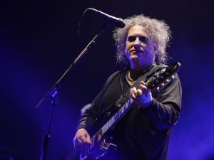 Robert Smith dei The Cure (Getty Images)