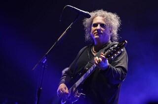 Al Firenze Rock oltre a Ed Sheeran anche i The Cure: la band di Robert Smith arriva a giugno