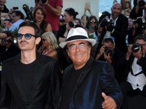 Al Bano e Fabio Rovazzi (Photo Piergiorgio Pirrone – LaPresse)