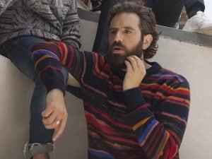 Tommaso Paradiso dei Thegiornalisti (ph Carolina Amoretti)