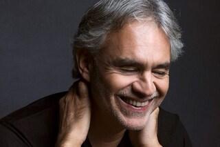 """Andrea Bocelli potrebbe raggiungere per la prima volta la testa della classifica americana con """"Sì"""""""