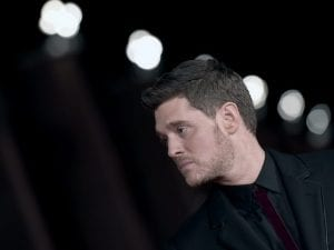 Michael Bublè (Getty Images)