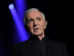 Charles Aznavour (Getty Images)