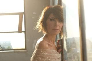 """Giorgia incanta Sanremo 2019 con un medley di cover e """"Come saprei"""" insieme a Claudio Baglioni"""