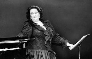 """Morta la soprano Montserrat Caballé, aveva duettato anche con Freddie Mercury in """"Barcelona"""""""