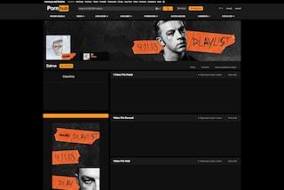"""Salmo pubblica il video di """"90MIN"""" in esclusiva su PornHub: primo italiano con canale dedicato"""