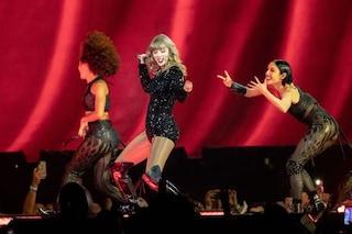 American Music Awards 2018: Taylor Swift da record, batte anche Whitney Houston