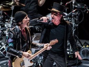 U2 in concerto (Getty Images)