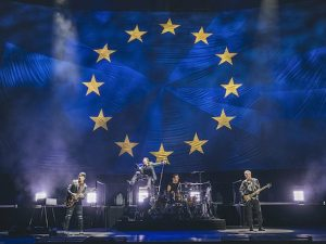 U2 in concerto (ph Danny North)