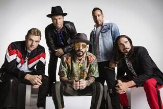 Backstreet Boys e il revival anni 90: album, concerto in Italia e singolo scritto da Shawn Mendes