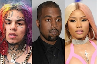 Spari contro Tekashi 6ix9ine, Kanye West e Nicki Minaj mentre giravano un video in villa
