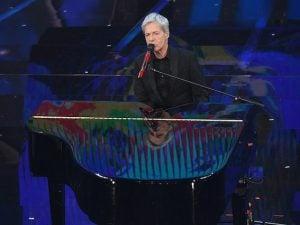 Claudio Baglioni (LaPresse)