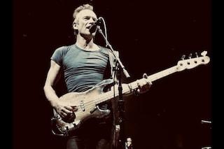 Sting in tour a Padova e Lucca: dopo il tour con Shaggy l'ex Police torna in Italia con le sue hit