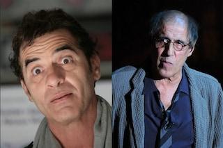 """Adrian, Francesco Baccini contro Adriano Celentano: """"È meglio se canti"""""""