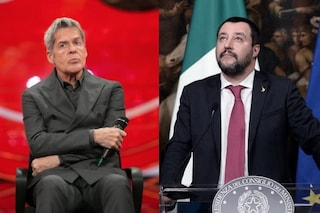 Claudio Baglioni e Matteo Salvini fanno pace sulla polemica migranti con una telefonata