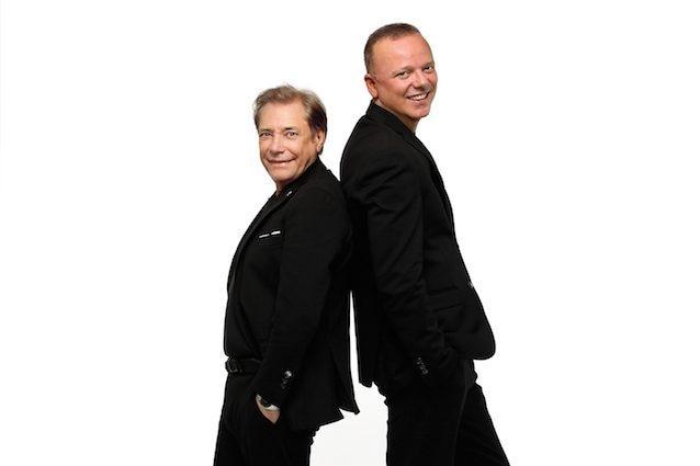 Gigi D'Alessio e Nino D'Angelo 3 concerti a giugno a Napoli