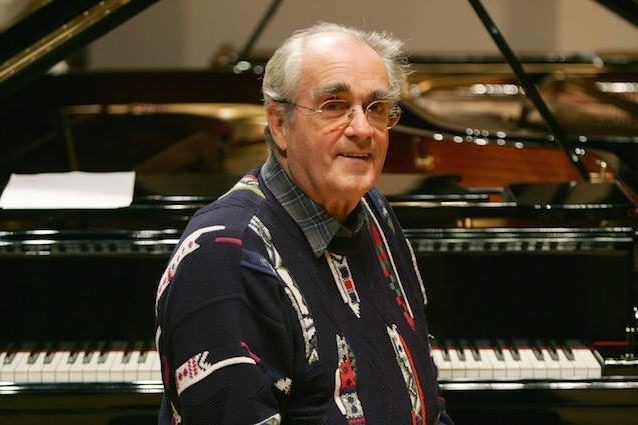 Michel Legrand (Getty Images)