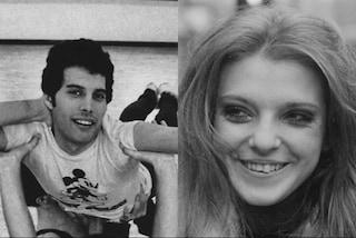 """Freddie Mercury: che fine ha fatto Mary Austin, l'ex fidanzata a cui è dedicata """"Love of my life"""""""