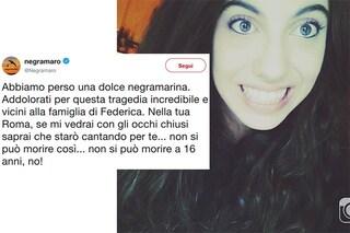 """I Negramaro piangono Federica, una loro fan: """"Porta con te tutto il nostro amore"""""""