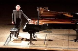 Infarto per il pianista Francesco Nicolosi durante un'esibizione: l'artista è fuori pericolo