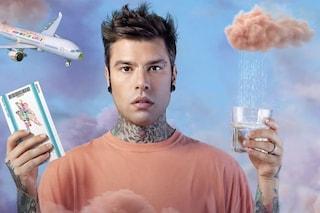 """Che cazzo ridi, Fedez anticipa alcuni versi del nuovo singolo: """"È tutto fumo e pubblicità"""""""