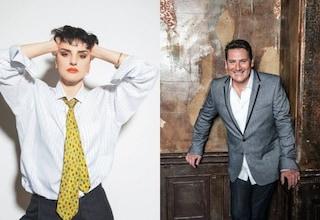 "Sanremo 2019, Arisa canta insieme a Tony Hadley e i Kataklò ""Mi sento bene"""