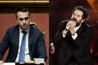 """Tommaso Paradiso le canta a Luigi Di Maio: """"Spostiamo i ca**i che abbiamo nel Paese su Sanremo"""""""