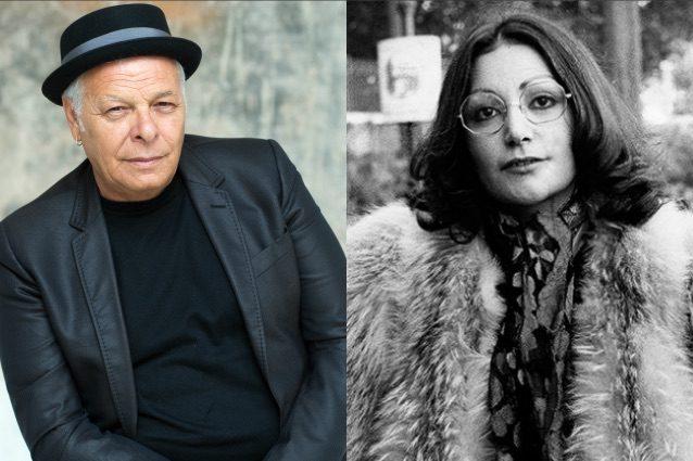 Enzo Gragnaniello (ph R. Piccirillo) e Mia Martini (ph LaPresse)