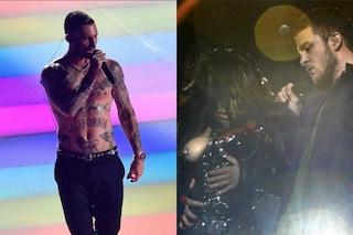 Perché Adam Levin sì e Janet Jackson no? Il capezzolo al Superbowl diventa una battaglia di genere