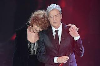 """Fiorella Mannoia ospite a Sanremo 2019: il duetto con Baglioni in """"Quello che le donne non dicono"""""""