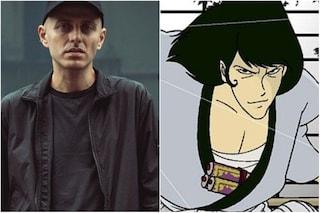 """Ghemon, il rapper svela il significato del suo nome: """"Mi sono ispirato a Goemon del cartoon Lupin"""""""