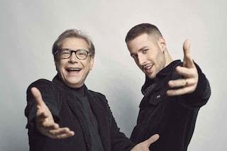 """Nino D'Angelo e Livio Cori canteranno """"Un'altra luce"""" a Sanremo 2019"""
