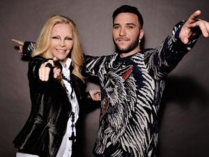Patty Pravo e Briga (ph. Claudio Porcarelli)