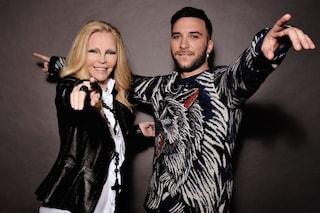 """Patty Pravo e Briga cantano """"Un po' come la vita"""" a Sanremo 2019"""
