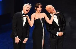 Sanremo 2019, visto il rodaggio dei presentatori, meglio la (non) retorica della musica al centro