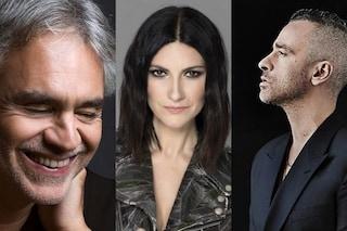 La fortuna bacia Sanremo: i brani del Festival che hanno lanciato le carriere delle star italiane