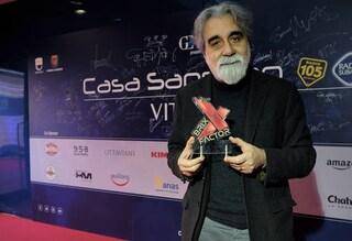 Dov'era Beppe Vessicchio durante Sanremo 2019? Univa musica e pomodori