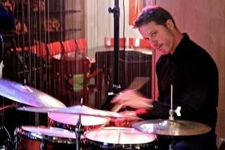 Addio a Carlo Alberto Canevali, morto a 49 anni il batterista jazz trentino