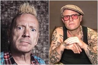 """Johnny Rotten sulla morte di Keith Flint: """"È stato lasciato solo, non era amato"""""""