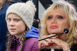 """Rita Pavone su Greta Thunberg: """"Sembra un personaggio da film horror"""" poi chiede scusa"""
