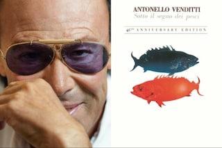 """Il significato di """"Sotto il segno dei pesci"""", in cui Antonello Venditti canta una generazione"""