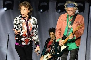 """Rolling Stones, i messaggi a Mick Jagger di Keith Richards e Ronnie Wood: """"Ti aspettiamo"""""""
