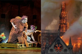 Notre Dame de Paris, lo spettacolo di Riccardo Cocciante che celebra la Cattedrale