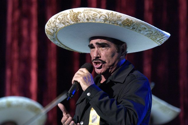 Vicente Fernández (Getty Images)