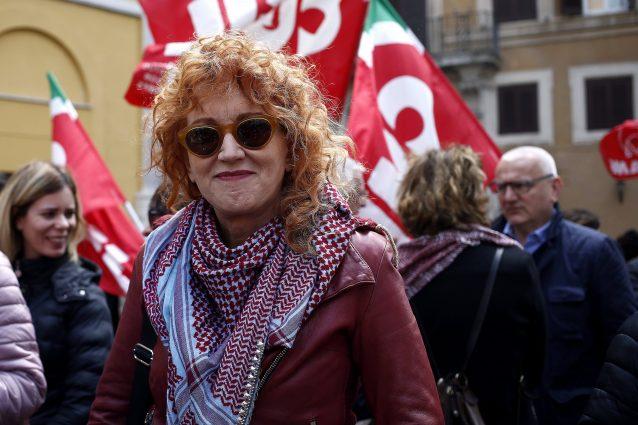 Elezioni Europee, Fiorella Mannoia, come si cambia: da Di Maio a Zingaretti