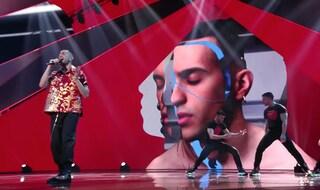 Eurovision 2019: prima esibizione ufficiale per Mahmood, che sarà sul palco con tre ballerini