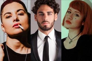 Alberto Urso, Giordana Angi e Tish: tre Amici in classifica nel giorno della finale