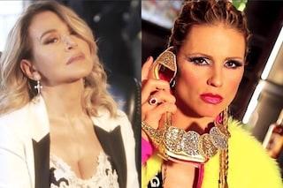 Michelle Hunziker e Barbara D'Urso tra pop e trap: le due Queen della tv si sono date alla musica